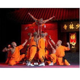 Image: Die Mystischen Kräfte des Shaolin Kung-Fu
