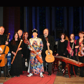 Bild Veranstaltung: Ensemble Chantal