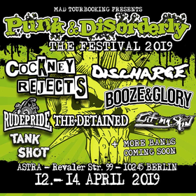 Bild: Punk & Disorderly Festival