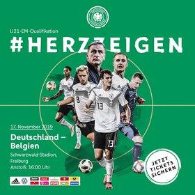 Image Event: DFB U 21-Länderspiele