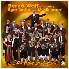 Bild Veranstaltung: Bernd Wolf & seine Egerländer Musikanten
