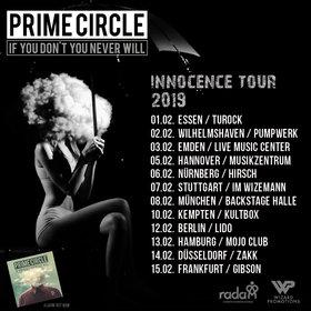 Bild Veranstaltung: Prime Circle