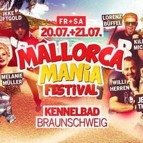 Bild Veranstaltung: Mallorca Mania Festival Braunschweig