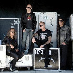 Bild: Metallica