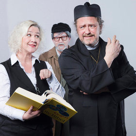 Bild Veranstaltung: Herr Pastor und Frau Teufel