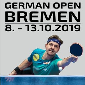 Image: German Open Bremen - ITTF World Tour