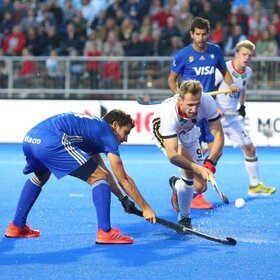 Image: Deutsche Herren Hockey Nationalmannschaft