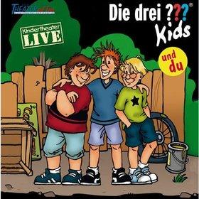 Image: Die 3 Fragezeichen ??? Kids - Zirkus der Rätsel
