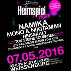 Bild Veranstaltung: Heimspiel Festival