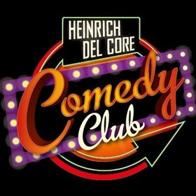 Image: Heinrich del Core Comedy Club