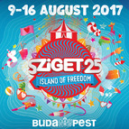 Bild: Sziget Festival Budapest 2017