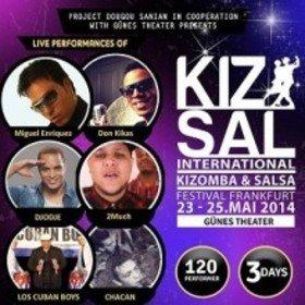 Image: KIZ-SAL - Kizomba Salsa Festival
