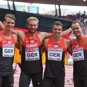 Image: 115. Deutsche Leichtathletik-Meisterschaften