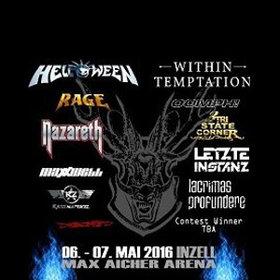 Bild: Mäxival - Rock´n Metal Festival