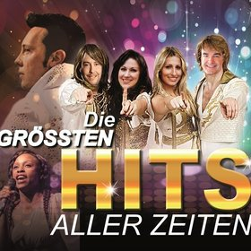 Bild Veranstaltung: Die größten HITS aller Zeiten!  - Die große Musik-Revue der 50er bis 80er-Jahre