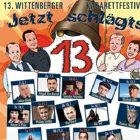 Image: Sommerkabarett >Jetzt schlägts 13