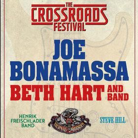 Bild Veranstaltung: The Crossroads Festival