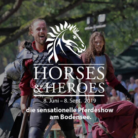 Image: Horses & Heroes am Bodensee