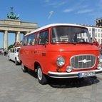 Bild Veranstaltung: Nostalgische Touren durch Berlin im DDR Oldtimer