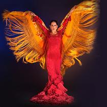 """Bild: Mercedes Ruiz - Flamenco """"Baile de Palabra"""""""
