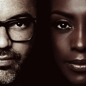 Image Event: Skye & Ross from Morcheeba
