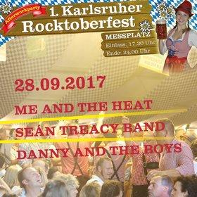 Bild Veranstaltung: Karlsruher Rocktoberfest