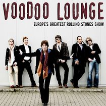 "Bild: VOODOO LOUNGE ""EUROPES GREATEST ROLLING STONES SHOW"" CENTURY'S CRIME ""SUPERTRAMP TRIBUTE SHOW"""
