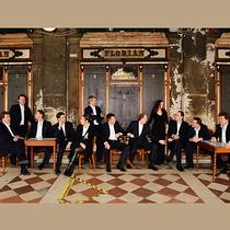 Bild: Die 12 Cellisten der Berliner Philharmoniker