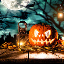 Bild: Halloween-Party