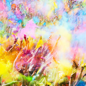 Image: Holi Festival of Colours