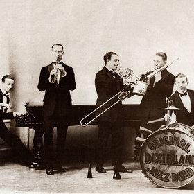 Image: International Hot Jazz Quartet