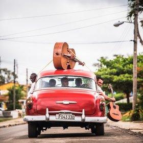 Bild Veranstaltung: CUBA in Concert - Auf den Spuren der Musica Cubana