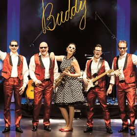 Image: BUDDY in concert - die Rock ´n´ Roll-Show