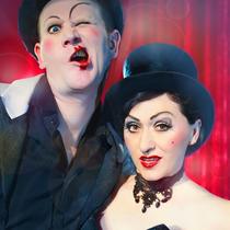Bild: Evi & das Tier - Le Cabaret Burlesque