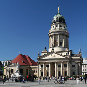 Image: Konzerte am Gendarmenmarkt