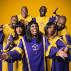Bild: The Glory Gospel Singers - USA - One of the finest gospel shows