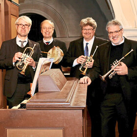 Image Event: Trompetenensemble Stuttgart
