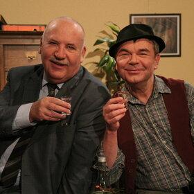 Image: Hannes und der Bürgermeister