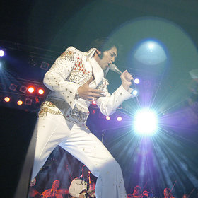 Bild: The las Vegas ELVIS Revival Show