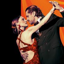 Bild: Tanze Tango mit dem Leben