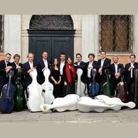 Image Event: Die 12 Cellisten der Berliner Philharmoniker