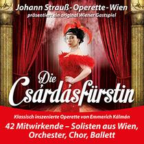 Bild Veranstaltung Die Csárdásfürstin - Johann-Strauß-Operette-Wien