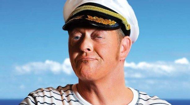 Bild: Michael Eller - Unter Kreuzfahrern - Captain Comedy legt ab