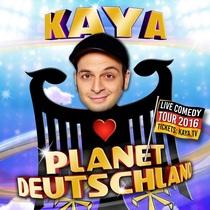 Bild: KAYA YANAR - Planet Deutschland - Zeltfestival Rhein-Neckar