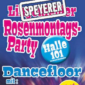 Bild Veranstaltung: Speyerer Rosenmontagsparty