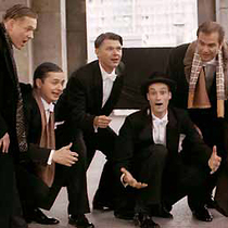 Bild: Berlin Comedian Harmonists