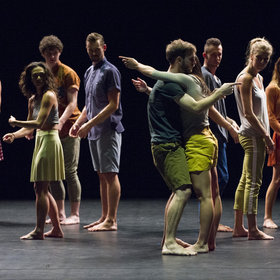 Image: Sydney Dance Company: Interplay