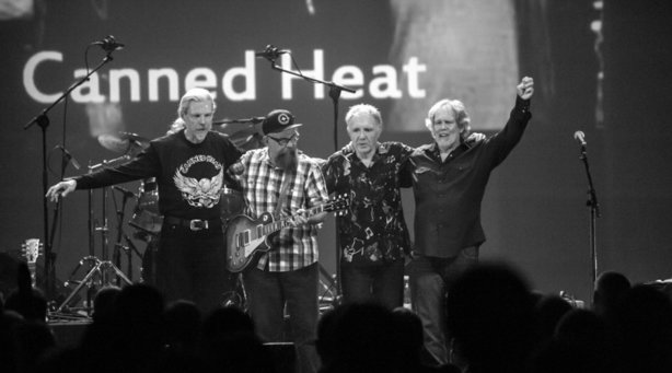 Bild: CANNED HEAT