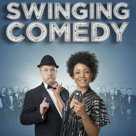 Bild Veranstaltung: Swinging Comedy mit der SWR Big Band