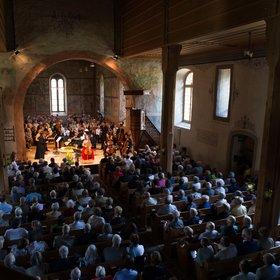 Bild: Kammermusikfest Gstaad